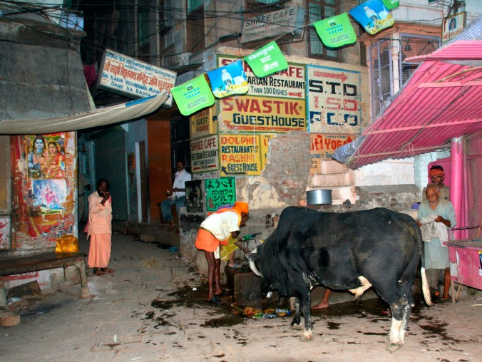 Varanasi at 5am